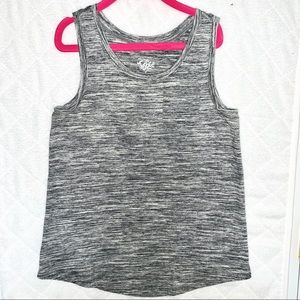 NWOT Justice girls size 10 muscle tee